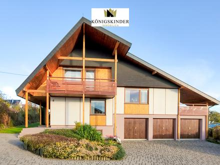 Einfamilienhaus mit ELW für Wohnen mit viel Platz in ruhiger Lage von Dunningen