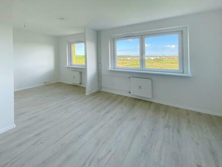 Große 2 Zimmer Wohnung mit liebevoller Ausstattung und Blick über die Weinbergwiesen
