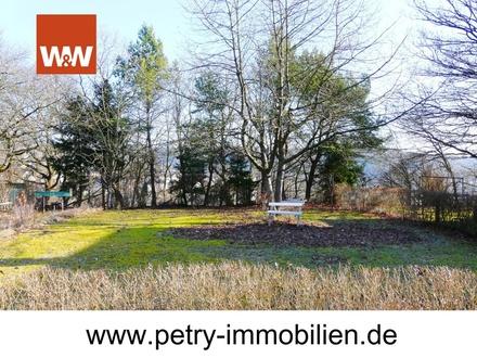 Grundstück in Betzdorf/Bruche, Bauen ohne Keller ist hier möglich.