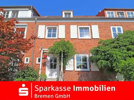Rarität- Charmantes Reihenmittelhaus mit Garten in beliebter Wohnlage nahe des Klinikum Mitte