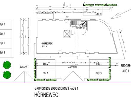Raum für gute Geschäfte: Helle Praxis-/ Ladenfläche ab 70 m² - 140 m² an der Bloherfelder Straße!