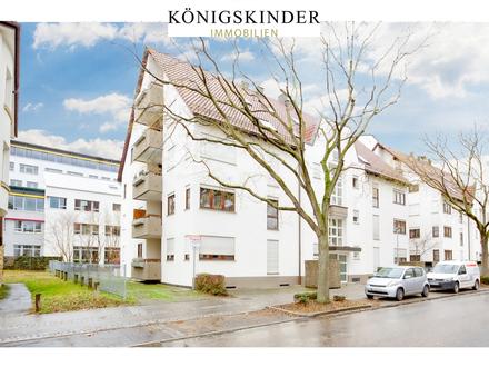 Fellbach / Schmiden: Schöne gepflegte 2,5-Zimmerwohnung in Bestlage von Schmiden