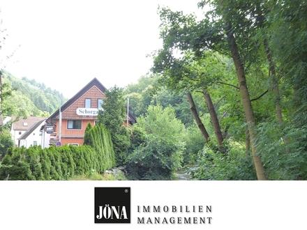Wohn-/ Geschäftshaus Ehemalige Gaststätte mit Wohnung in romantischer Ortskernlage