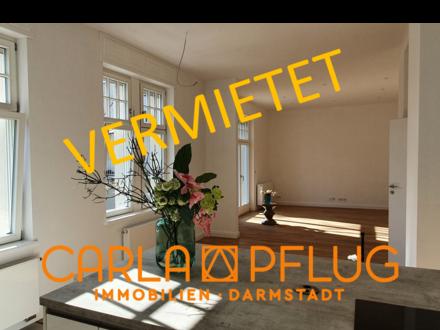 VERMIETET-Stilvolle 4-Zimmer-Beletage mit Balkon in Spitzenlage