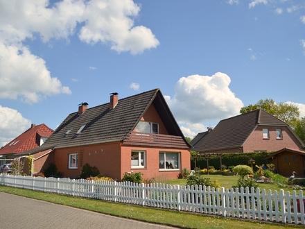 Aurich: Gepflegtes Einfamilienhaus, Obj. 5163