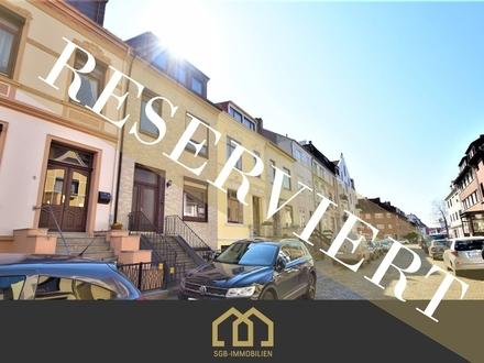 Reserviert: Walle / 2-Familienhaus in ruhiger Seitenstraße