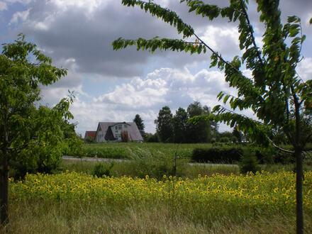 Bünde - Baulücke in der Nähe des Wiehengebirges