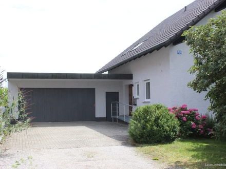 Traumhaftes Familiendomizil - frisch renoviertes Einfamilienhaus in Langerringen zur Miete