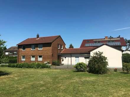 Ein- bis Zweifamilienhaus in ruhiger Wohnlage von Baumheide