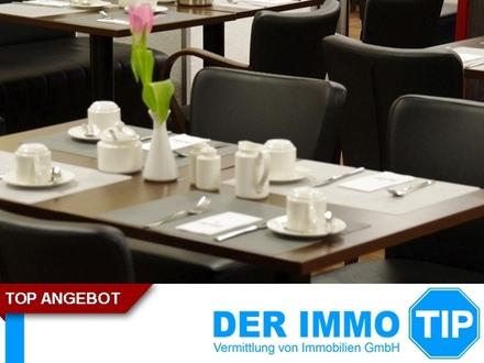 Möbliertes RESTAURANT in einem HOTEL in Zwickau zur MIETE