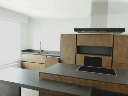MAINZ-BRETZENHEIM- 5Min. zu Uni-+ Uni-Klinik > san. 97 m²-Wohnung 3 ZKB+WC+Balkon, EBK + PKW-PLatz