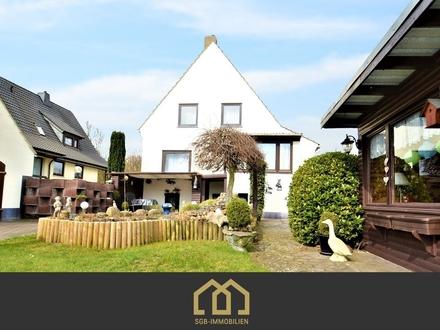 Grambke / Anlage: Gepflegte Doppelhaushälfte in ruhiger Seitenstraße