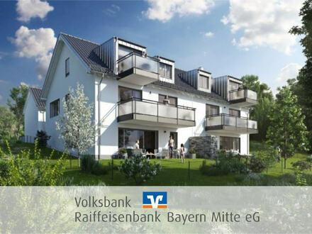 Exklusive Neubau-Doppelhaushälfte mit gehobener Ausstattung in KfW 55 Bauweise