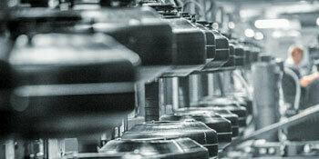 Material-Ökonomie für Reifenbaumaschinen