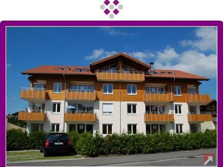 *Central-Residenz für Senioren* 2-Zimmer-Wohnung mit Balkon in Fischen
