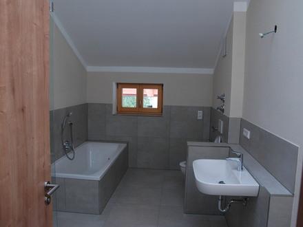 neue Dachgeschosswohnung im Landhausstil