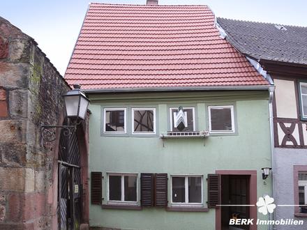BERK Immobilien - Kleines Einfamilienhaus in zentraler Lage sucht kreativen Handwerker!