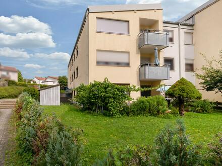 Die Gelegenheit! Gartenwohnung im sonnenverwöhnten Vogt bei Ravensburg