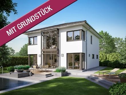 Diese elegante Stadtvilla bietet Lebensraum auf rund 160m²!
