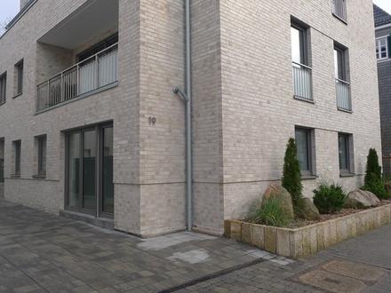 Hochwert. Neubau-Erdgeschoss-Whg. 3 ZKB, Carport, Erdwärme, Fahrstuhl GT-top Citylage