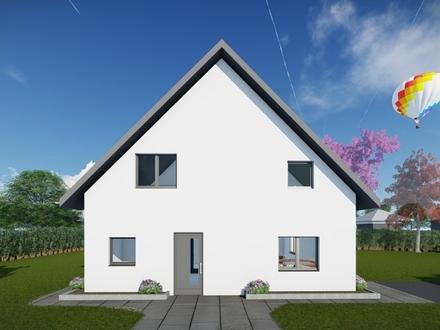 Wo schon nette Nachbarn auf Sie warten - Klassisches Einfamilienhaus in Bielefeld Brake