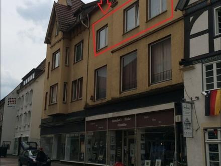 Bad Salzuflen - 3 Zimmer Wohnung in der Innenstadt