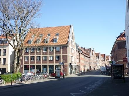 59 m²-City-Wohnung in Aaseenähe/Aegidiistraße!