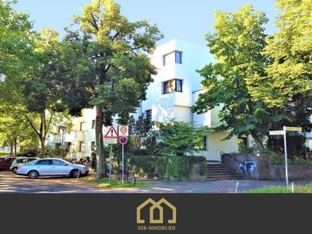 Schwachhausen / Voll möbliertes 1-Zimmer Appartement mit Balkon inkl. NK. sofort.