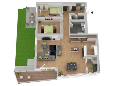 Wohntraum mit Aussicht