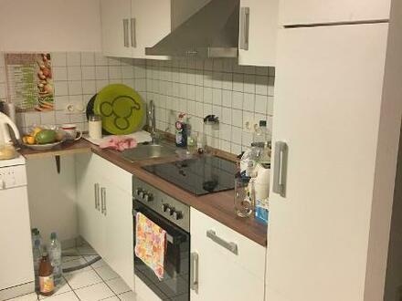 2 Zi.-Wohnung mit Balkon+Tiefgaragenplatz in Großkrotzenburg