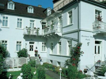 Charmantes Apartmenthotel in Toplage von Bad Kissingen