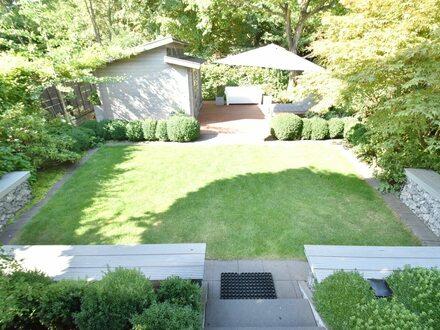 """Reihenmittelhaus mit """"stylischem Garten""""!"""