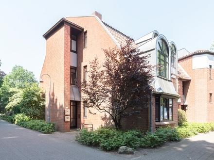 Oberneuland - Gepflegte 4-Zimmer-Maisonettewohnung direkt im Park