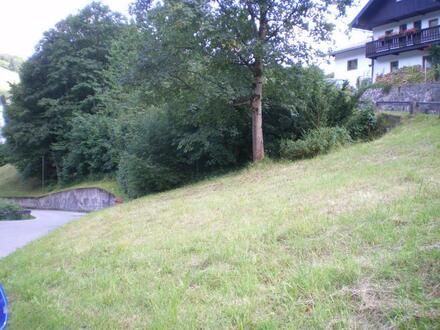 Grundstück in Marktschellenberg, Ettenberger Straße