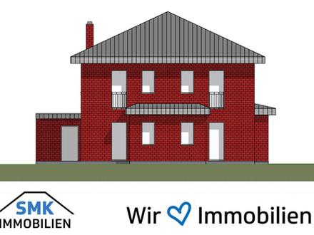 Neubau-Stadtvilla mit Garage in ruhiger Lage!