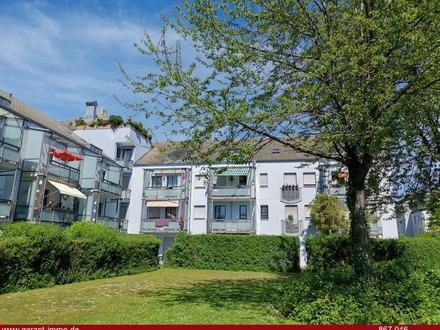 Sonnige 2 Zimmer-Wohnung mit Blick ins Grüne