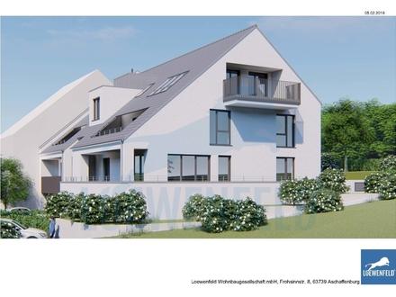 Ihre Wohnung im Grünen - Neubau 4-Zimmer Wohnung mit Gartenanteil und XXL Terrasse