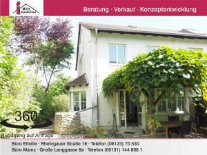 Hochwertiges und großzügiges Einfamilienhaus mit sonnigem Garten in ruhiger Lage von Finthen