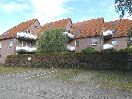 Vermietete ETW + Balkon + Stellplatz