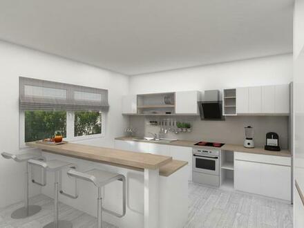 Moderne 3 ZKB-Neubau-EG-Wohnung mit Terrasse und Privatgarten in Oerlinghausen-Helpup!