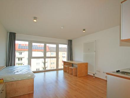 TOP KAPITALANLAGE - Modern möbliertes Studenten-Appartement in U-Bahn-Nähe