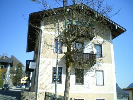 Wohn-und Geschäftshaus in Berchtesgaden renovierbedürftig