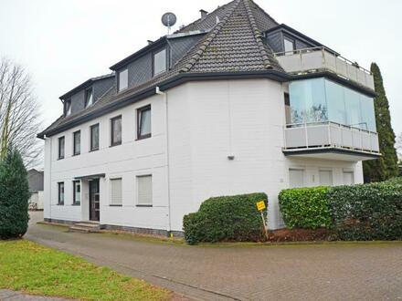 Schöne 3-Zi-Erdgeschosswohnung mit Garage und Stellplatz in Stuhr-Moordeich