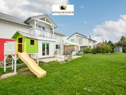 Mögglingen: Freistehendes Traumhaus mit Einliegerwohnung in bevorzugter Wohnlage!