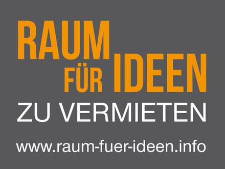 Raum für Ideen - Ihr Business im Herzen von Chemnitz-Siegmar