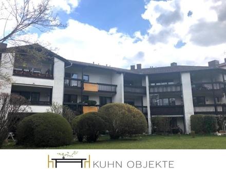Schicke Wohnung in begehrter Lage mit Balkon