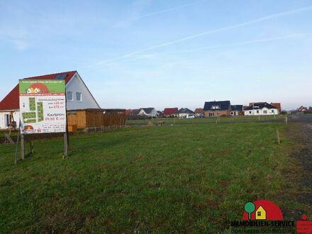 Baugrundstücke im Herzen des Dorfes mit großer Auswahl