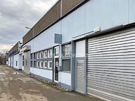 Funktionale Hallen an der A59