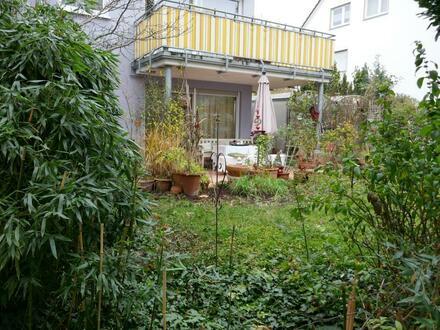 Barrierefrei und Garten: 3 - Zimmer- Eigentumswohnung in Bierstadt