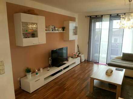 AM 2-Zimmer Wohnung 3.OG +EZ Garage